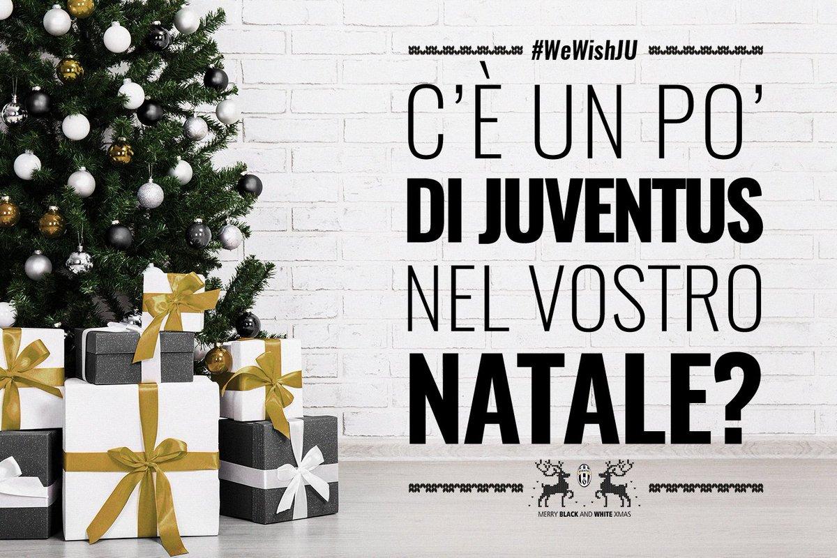 Auguri Di Natale Juventus.Juventusfc On Twitter Buon Natale Bianconeri Inviateci