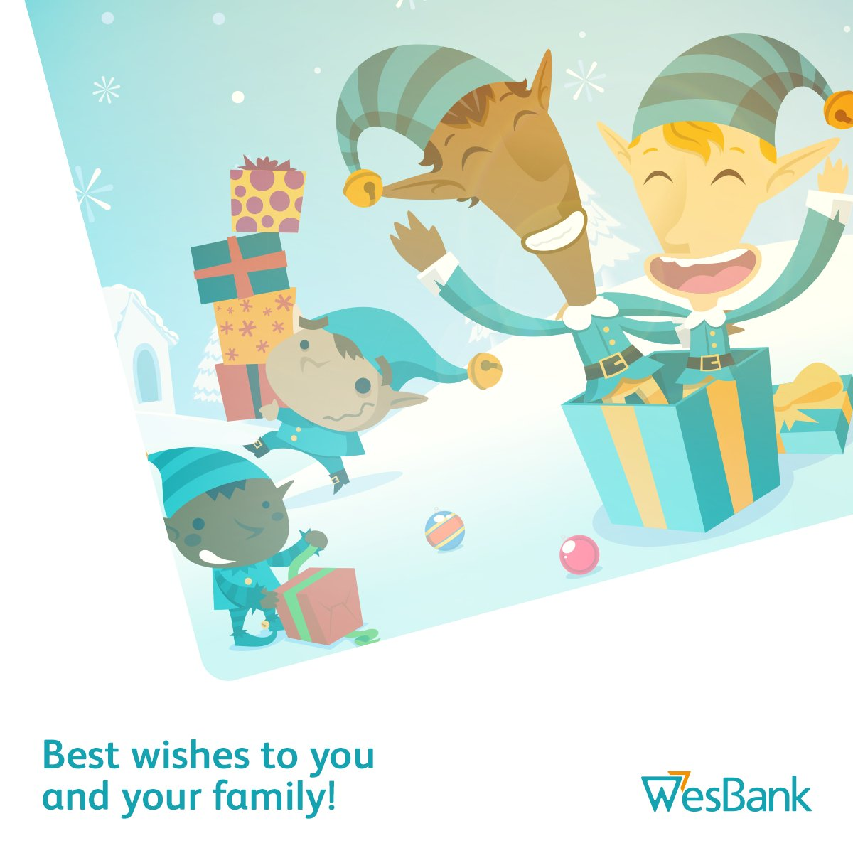 Wesbank On Twitter Seasons Greetings Enjoy This Special Time
