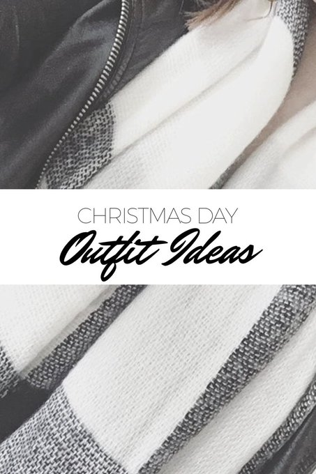 Blogmas Day 11: Christmas Day Outfit Inspo