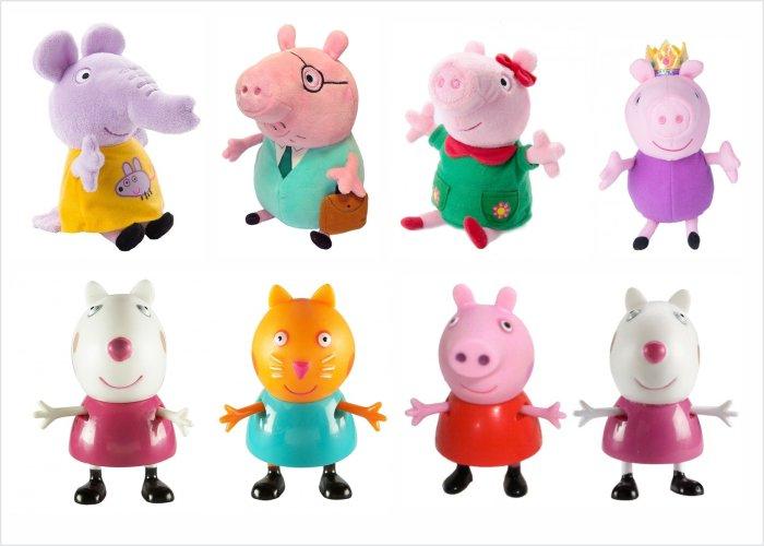 все серии подряд свинка пеппа и лень мультфильм анимация barabulka