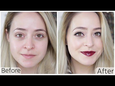 Christmas Day Makeup Look! #Fleur DeForce #LoveYa #Beauty #MakeUp