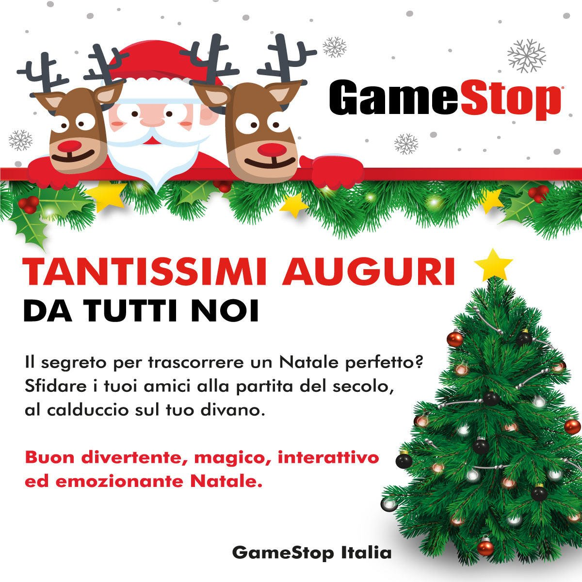 GameStop Italia on Twitter: \