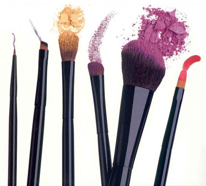 5 Brush Makeup yang Wajib Dimiliki Pemula