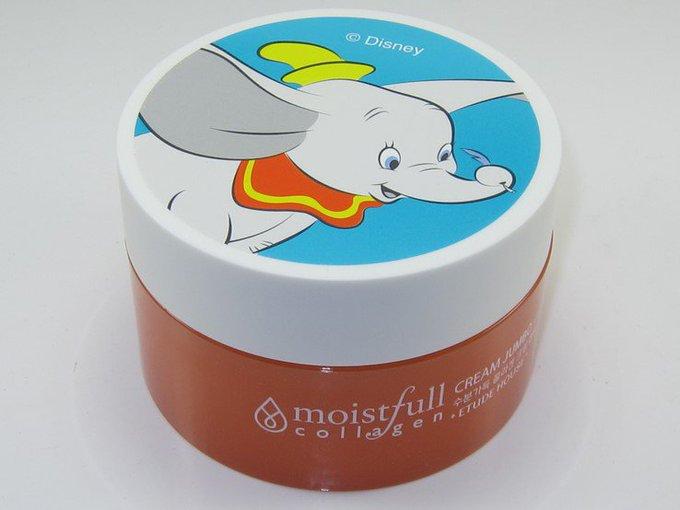 Etude House Moistfull Collagen Cream Jumbo Dumbo Review – Musings of a Muse