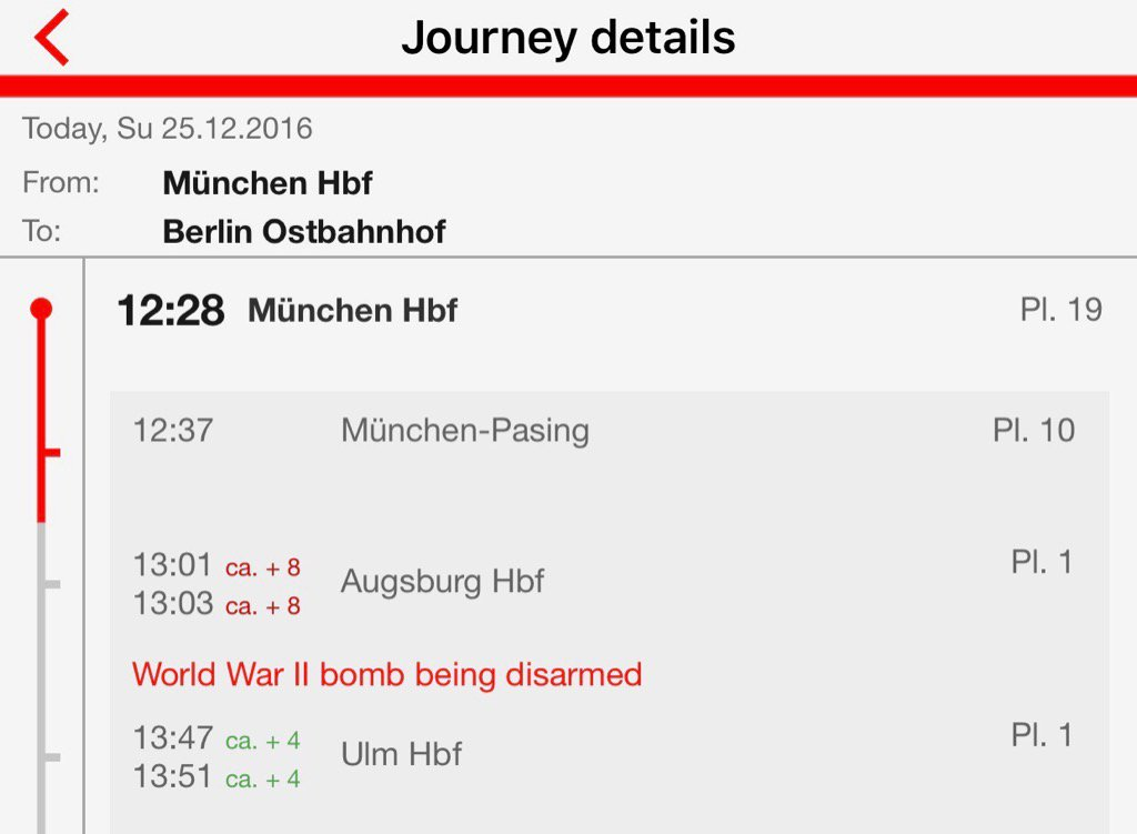 Just a normal german itinerary. Nothing to see here. https://t.co/0cb0xgrGxF