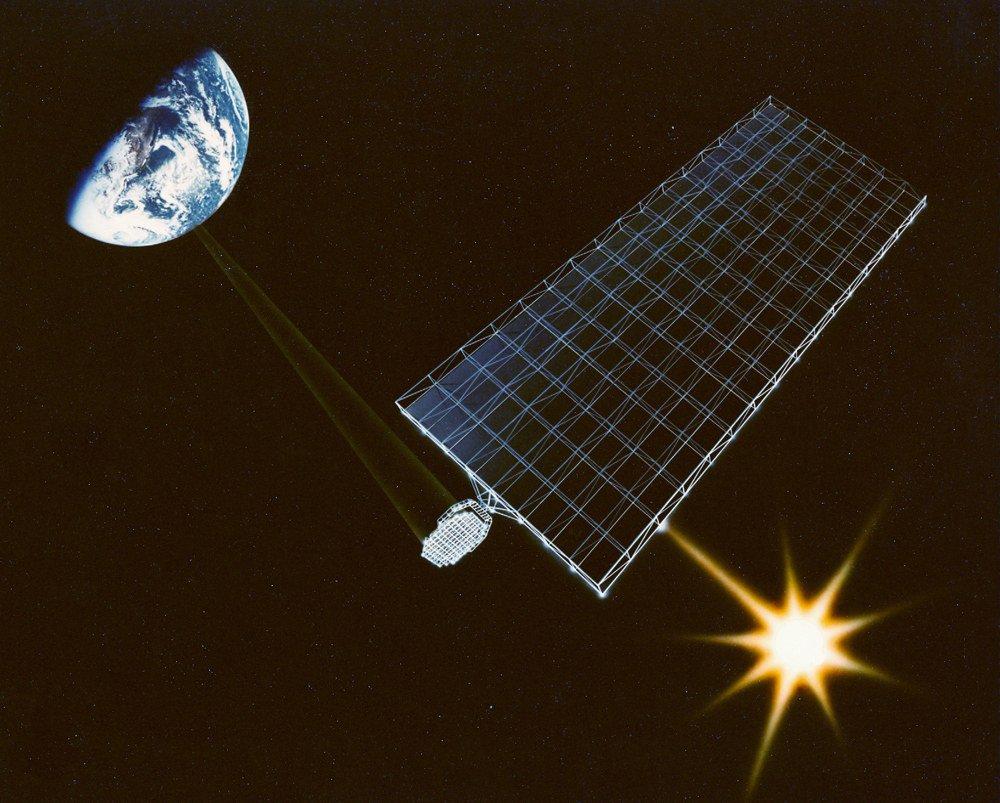 Fotovoltaico spaziale: nel 2030 i primi satelliti da 1 gigawatt