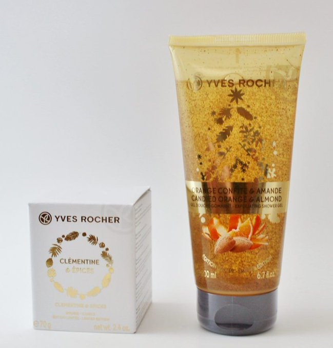 Christmas with Yves Rocher