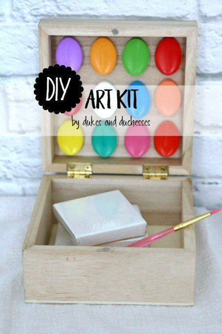 DIY Art Kit