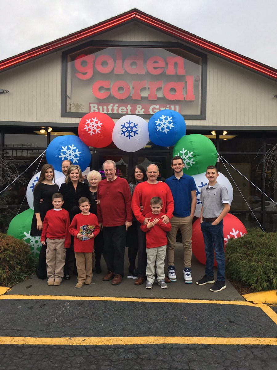 roger duncan ii on twitter after church we hit the golden corral buffet for christmas lunch somebody say amen right theredontjudgeus