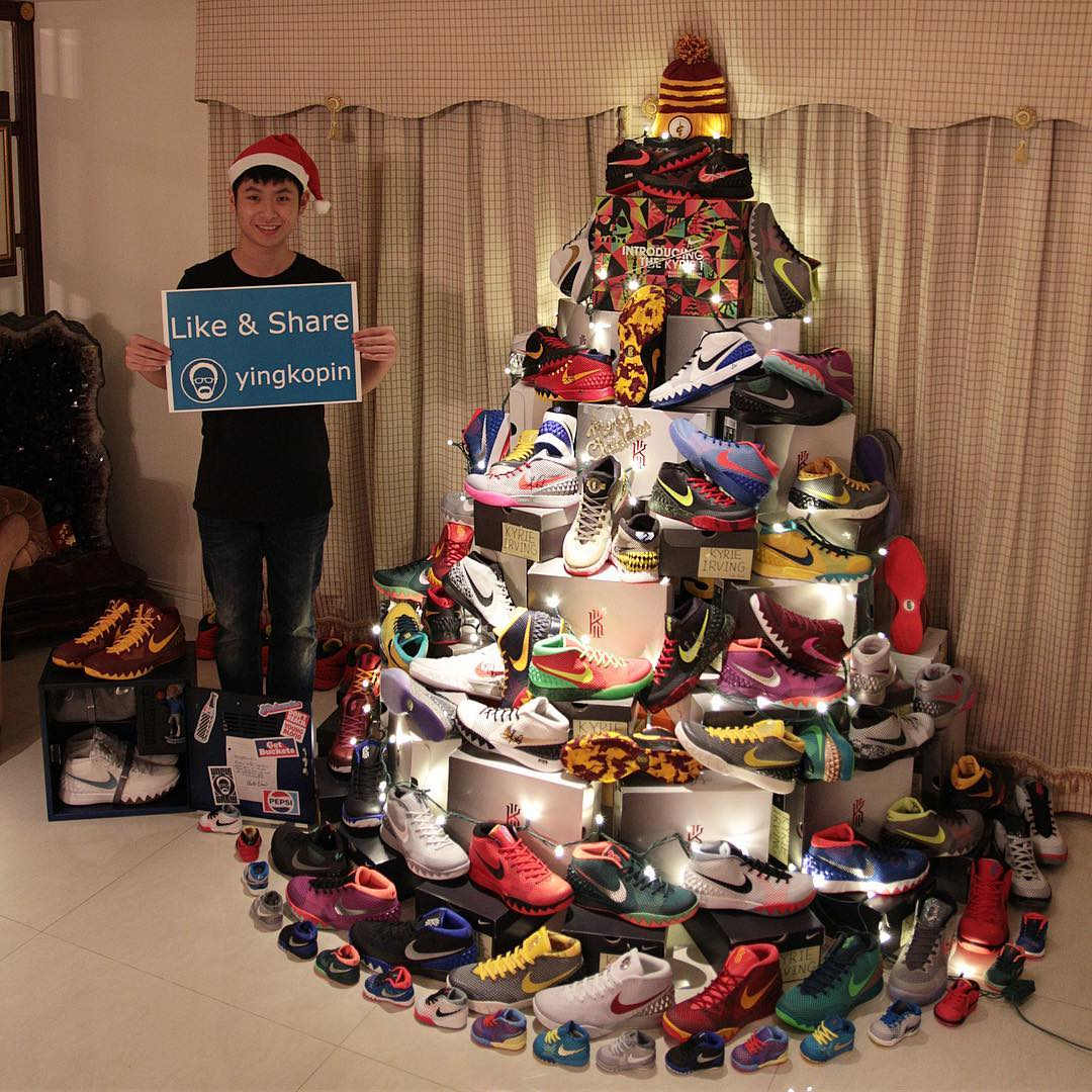 Christmas Shoe Tree.David Lezcano On Twitter Let S See Your Shoe Tree