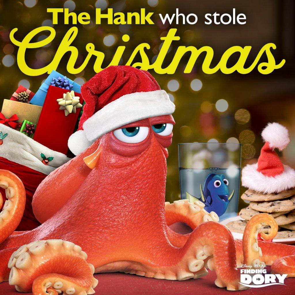 We wish you a Merry Hank-mas! 🎄🎁 https://t.co/VvedY9DhFA
