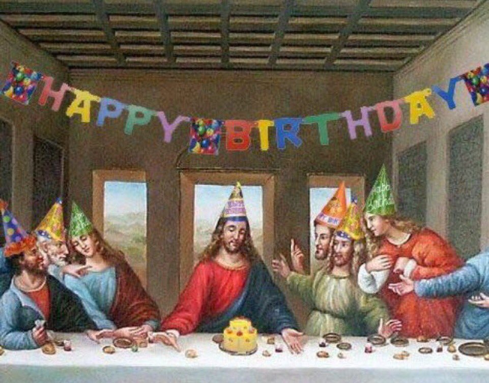 Judas was acting so nervous at my party. Hmmmm https://t.co/sJMpiWQlev
