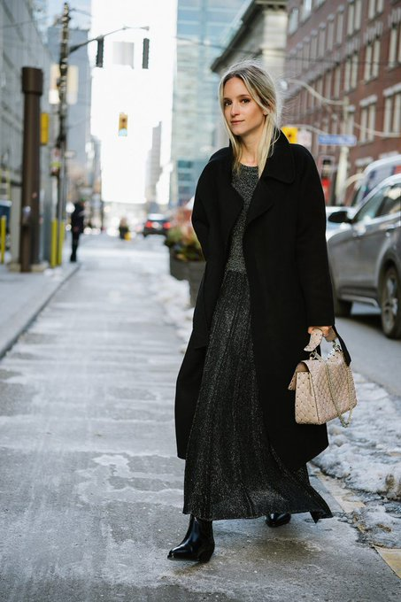 STAYING CHIC THIS WINTER