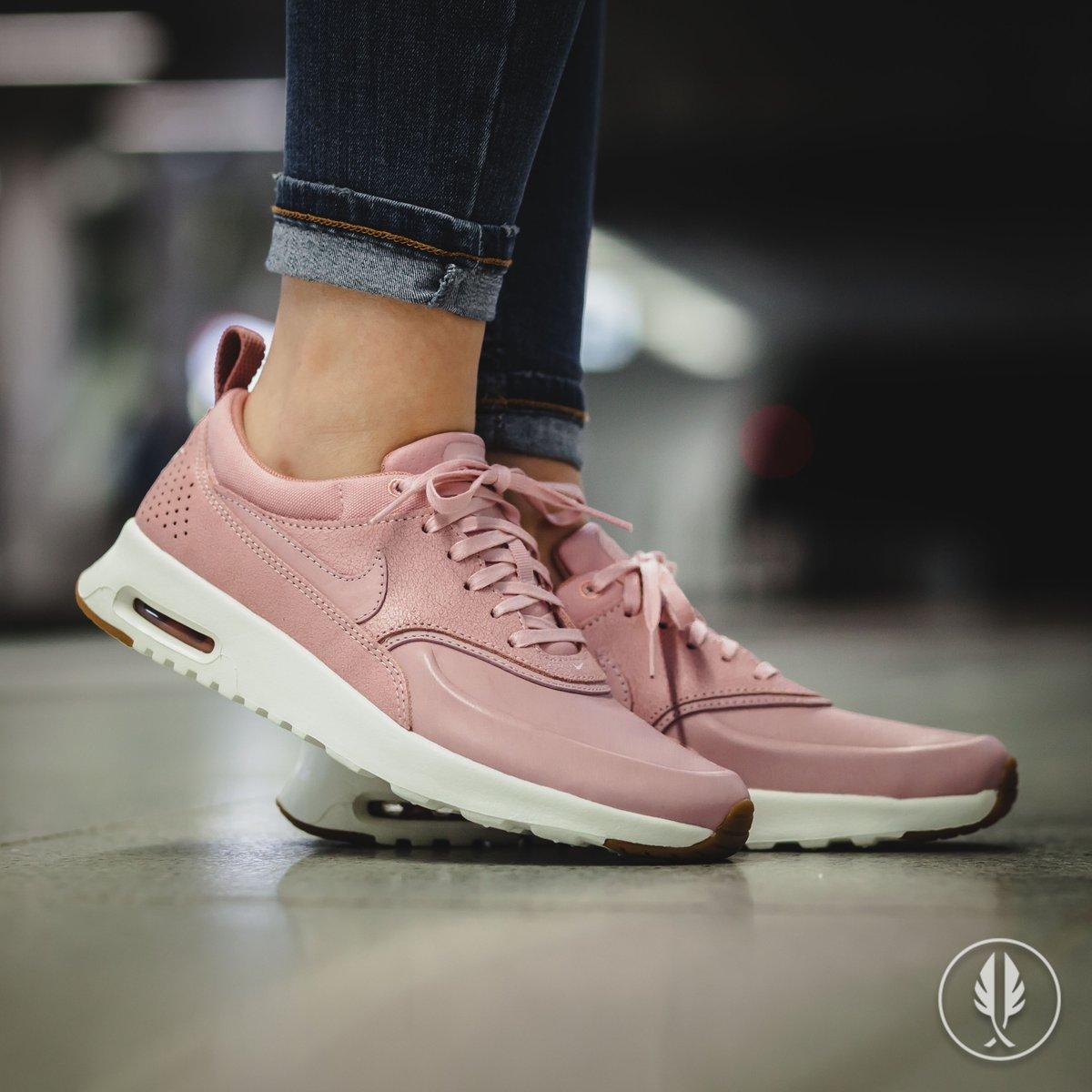 Nike WMNS Air Max Thea Premium Pink Glaze | Calzado nike