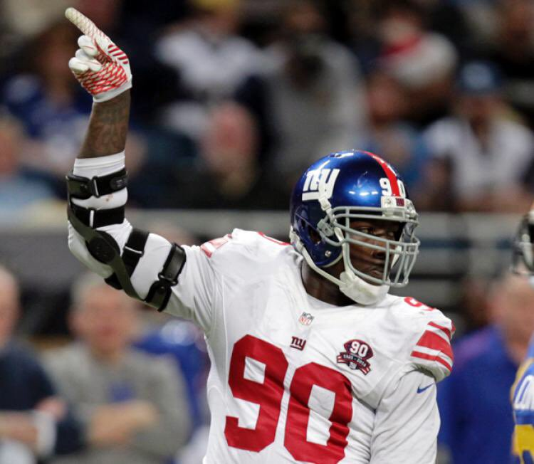 "Jason Pierre Paul Now: Adrian Ramirez On Twitter: """"Ay Put A Finger In The Sky If"