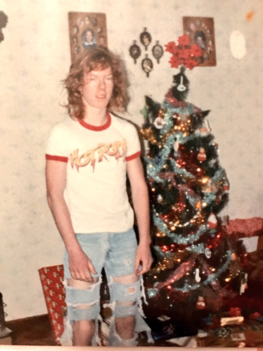 Merry Christmas from 1987 Richard Christy! https://t.co/4MD28kjTkX