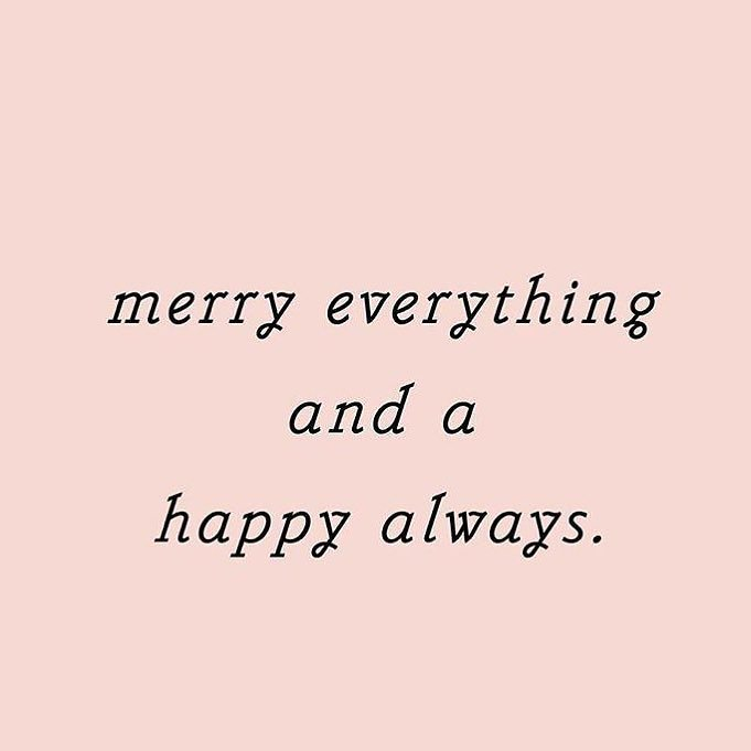 Always merry ✨ https://t.co/gb8gPxR7lO