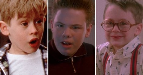 Kids You Won T Believe What The Kids From Home Alone Cast Look