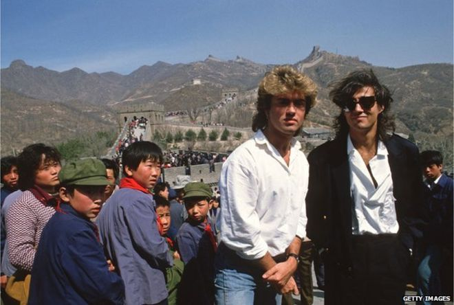 Wham! in Beijing: How George Michael shocked and delighted 1980s China