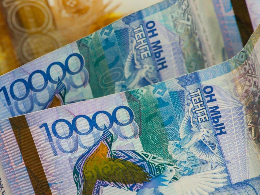 Деньги картинки казахстана