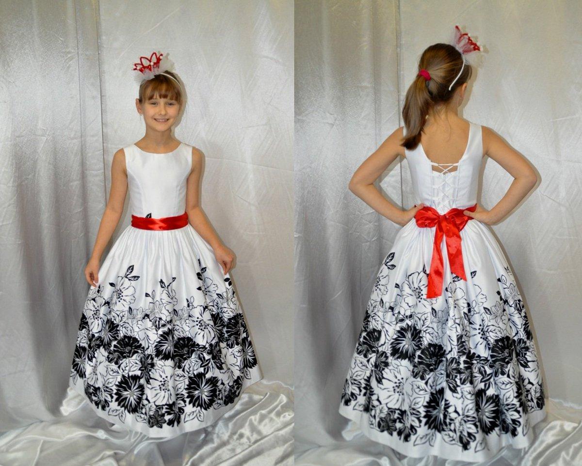 8151ad4e31fda12 Детские платья на выпускной оптом от производителя россия