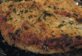 Chicken with Herb Butter