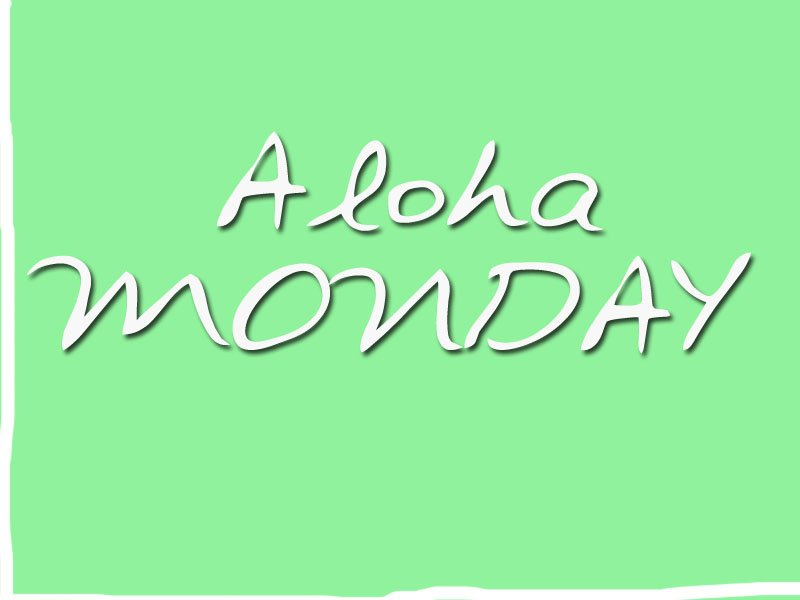 Aloha Monday! It's a wonderful and lovely Monday to everyone!  #Monday #wonderful #Happiness #Kapotrading https://t.co/piiAwRR03l