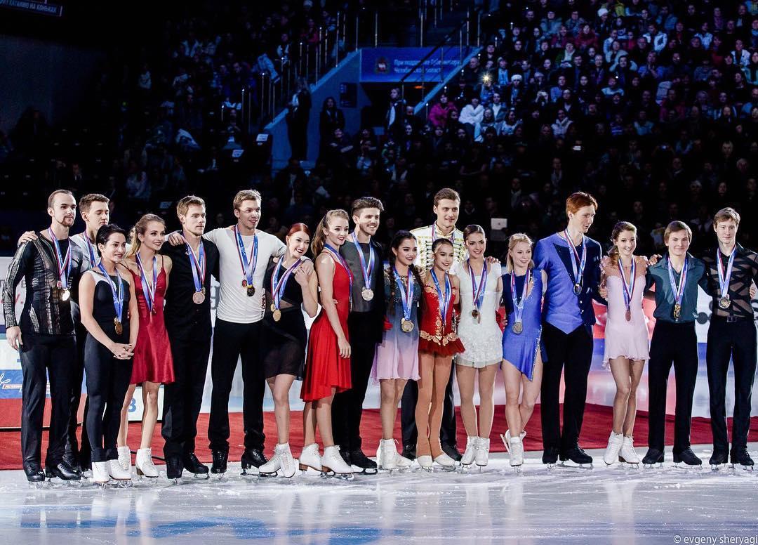 ロシア選手権2016・男子結果・女...
