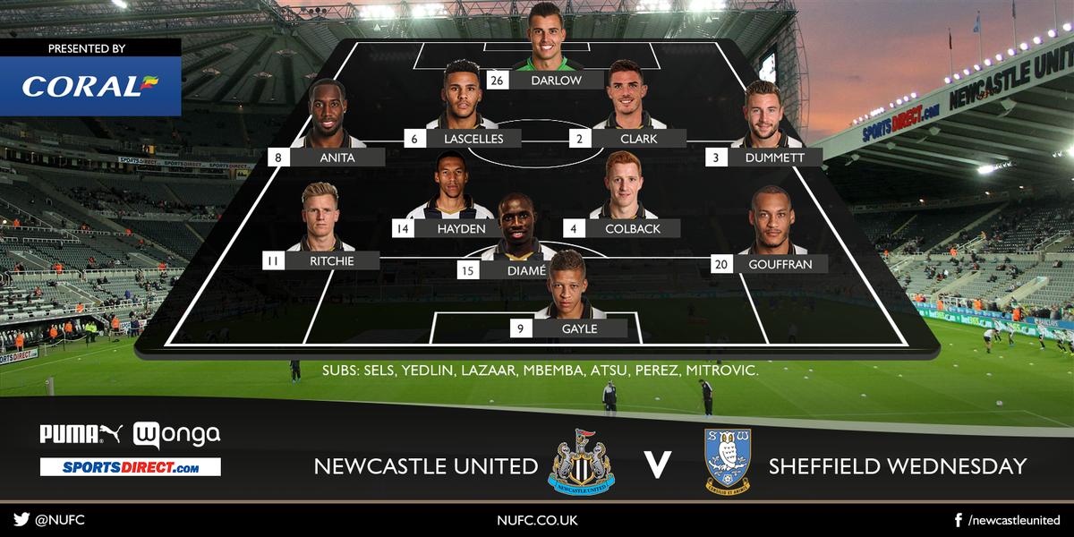 Newcastle - Sheffield Wednesday 0:1 C0n4CXLXgAAxHk6