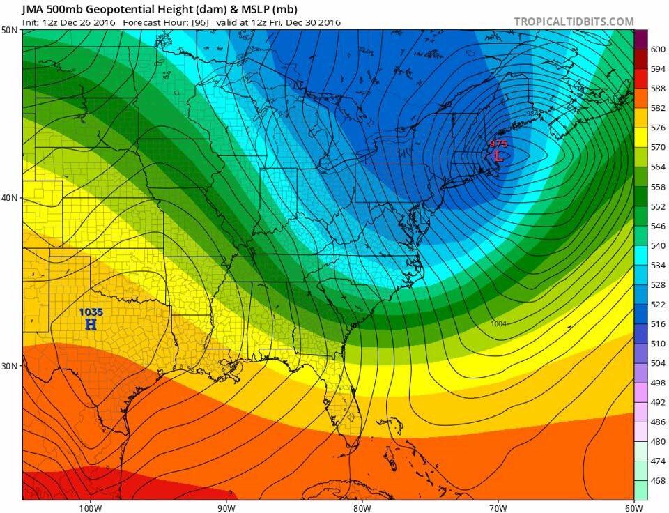 12/29 Potential Snowstorm Update #1  C0n4H-BUcAAYblb