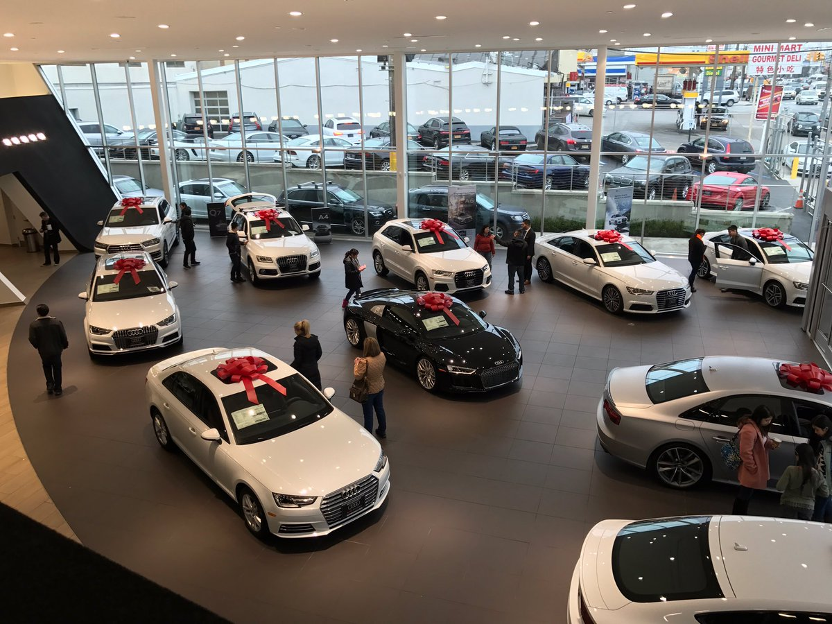 Audi Brooklyn On Twitter Never Too Late For Christmas Presents - Audi brooklyn