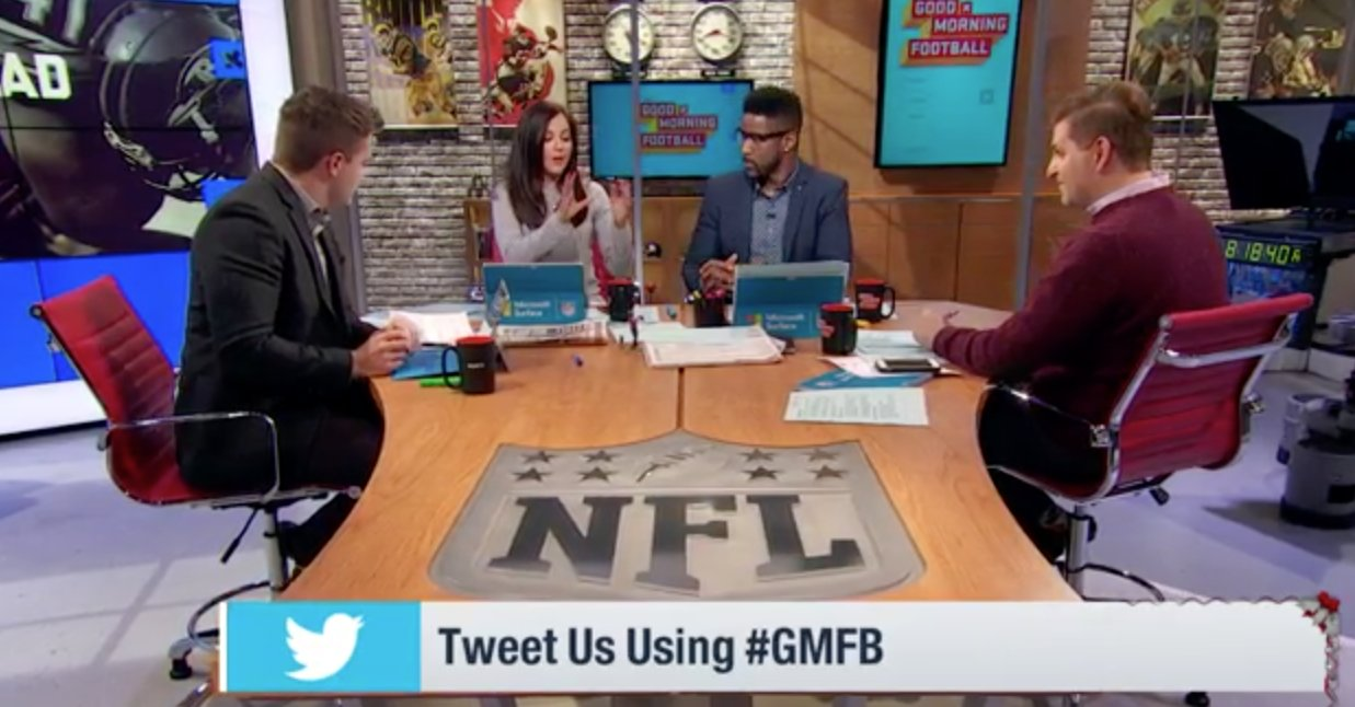 Las Vegas Raiders On Twitter Matt Mcgloin The Front Office Has Faith In Him Watch Gmfb Discuss Https T Co Ep28cbylfs