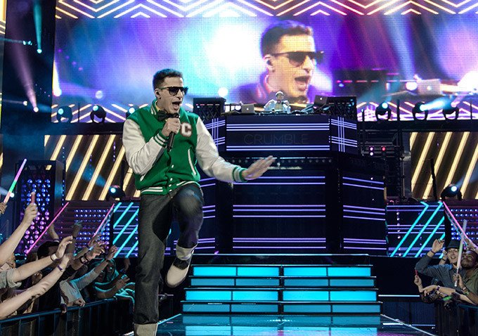 'Popstar,' the very underrated and slyly incisive Lonely Island movie https://t.co/H7rGKtIU1x https://t.co/YlH9cLhbDu