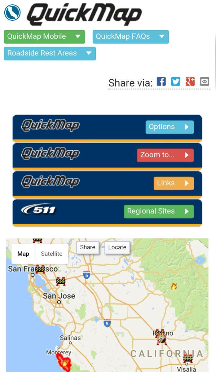 Caltrans San go on Twitter: