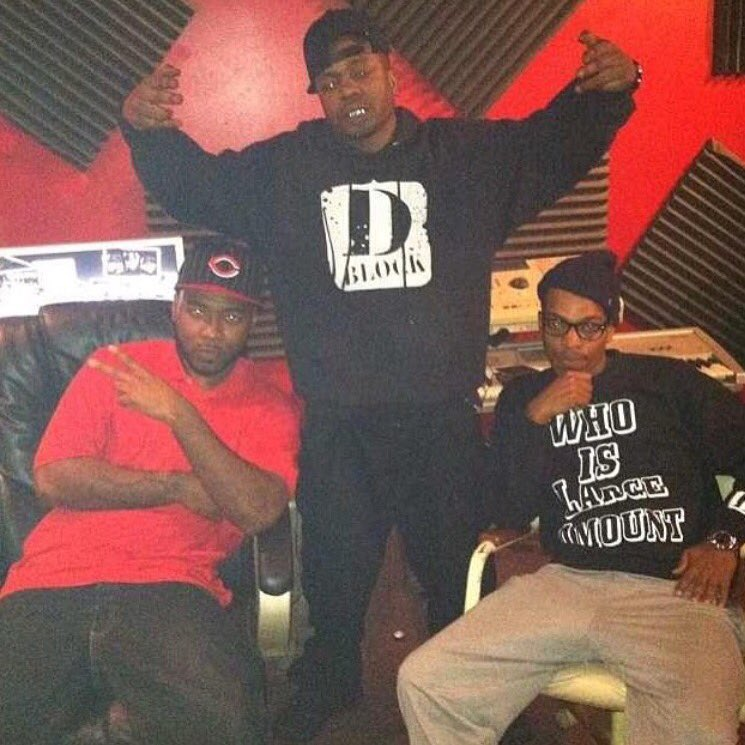 THE BULLPEN!!! @Dblock_AP @therealsnyplife @DblockLarge 2017!!! Get Ready!!! https://t.co/Hp9GlArkNw