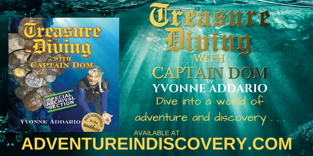 An #adventure #diving for coins and lost treasure  http:// ow.ly/WBka307s1Ah  &nbsp;   #asmsg #iartg #ian1 #scuba #amreading<br>http://pic.twitter.com/pTl8tjiL6p