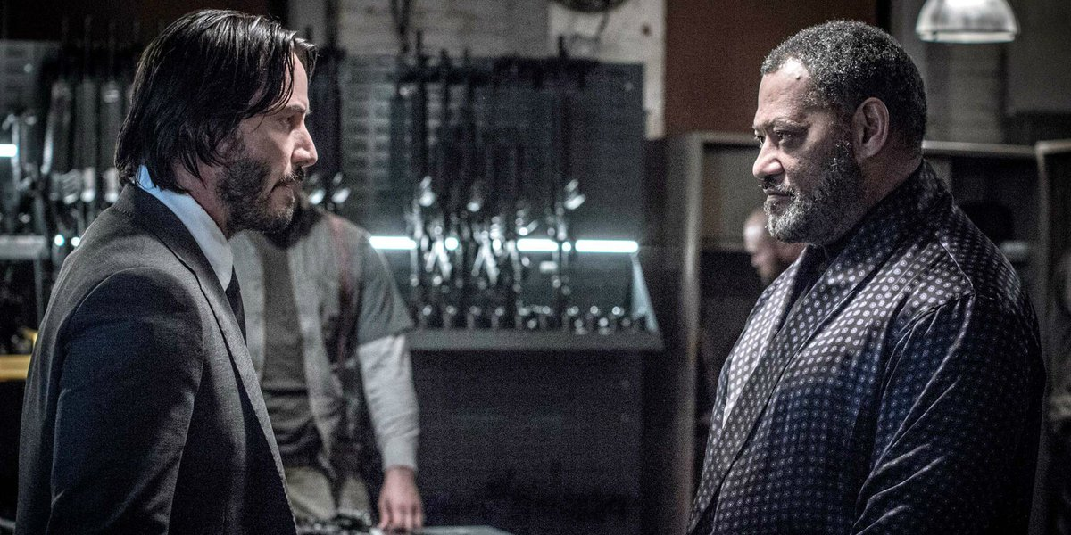 Preview Film John Wick Chapter 2 2017 Edwin Dianto New Kid On The Blog