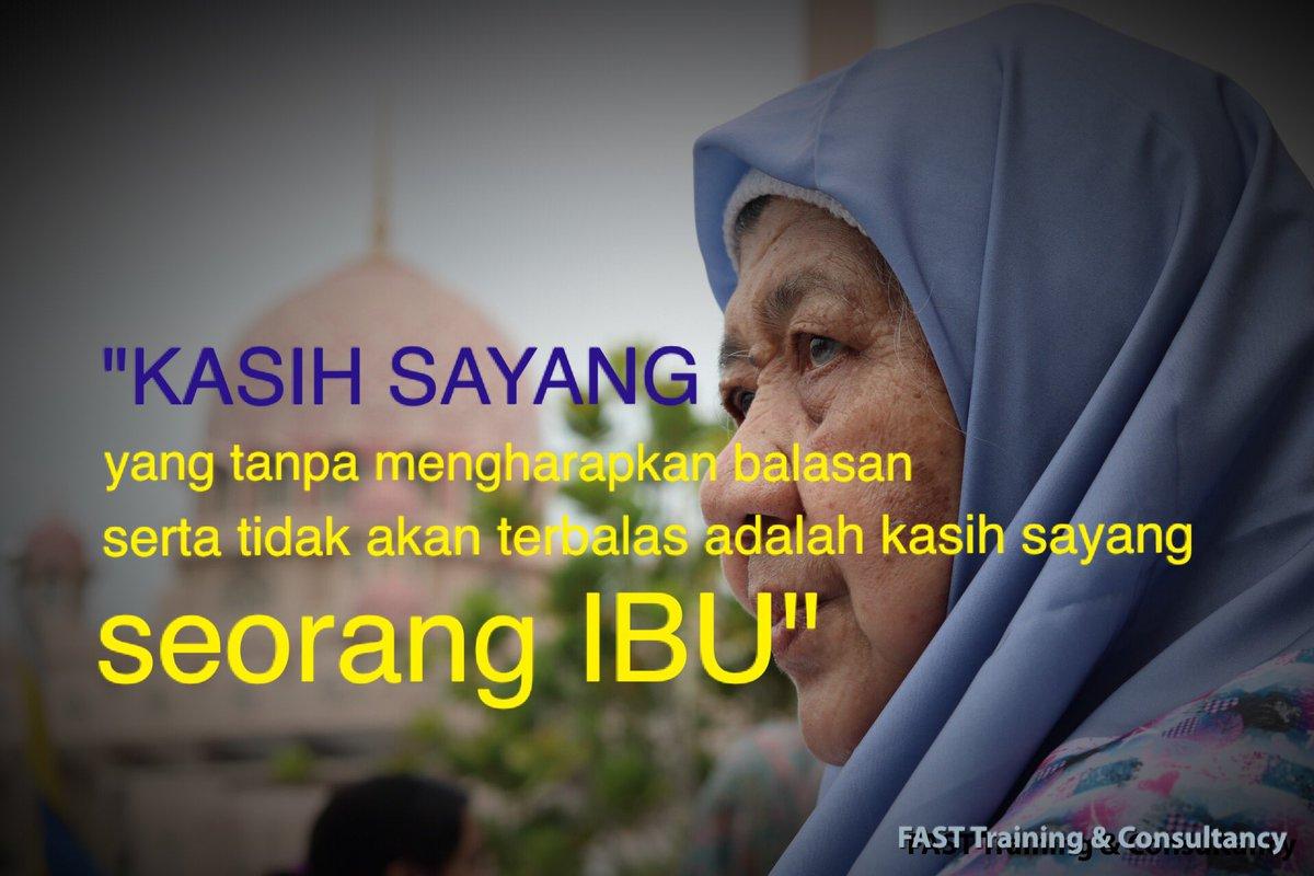 Uzivatel Luqman Long Na Twitteru Kasih Ibu Membawa Ke Syurga Fast