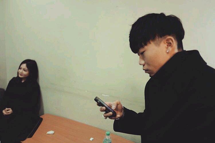 """Yoo In Suk Update: FLYHAYI On Twitter: """"Dok2's IG Update With Lee Hi, Yoo Jae"""