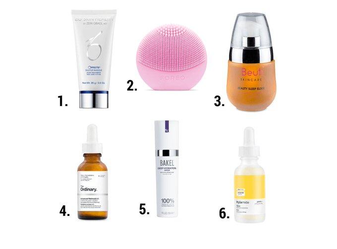 Best Of Skincare 2017