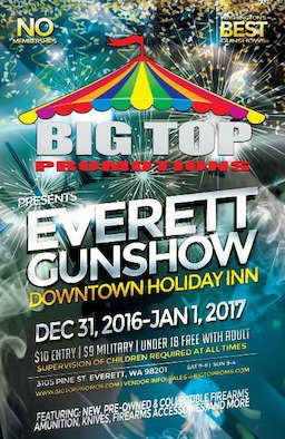 Coming this weekend- don't miss out! #greatestgunshow #bigtop http ... Circustour