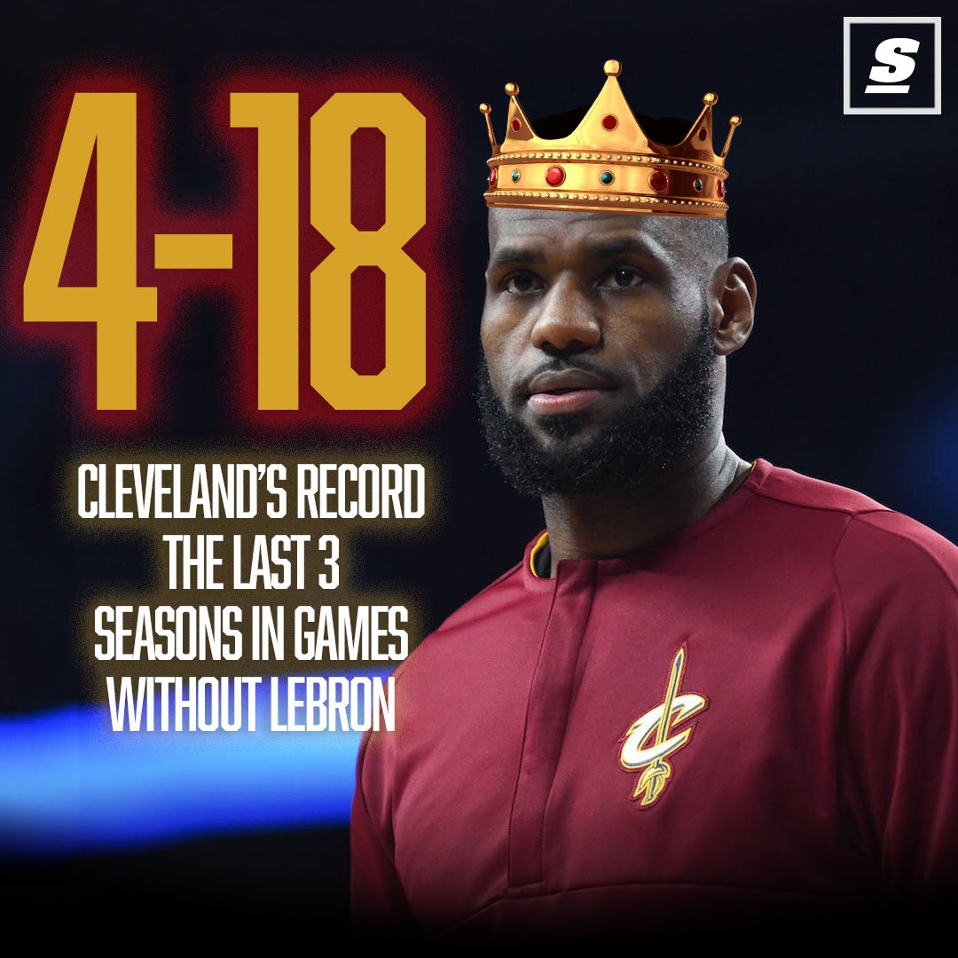 32743a0e1035 The Cavs without LeBron James  Not. Good.