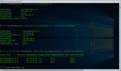Basic Networking PowerShell cmdlets cheatsheet to replace netsh, ipconfig, nslookup and more https://t.co/zxImNghoAE https://t.co/3kIHUqsjDP