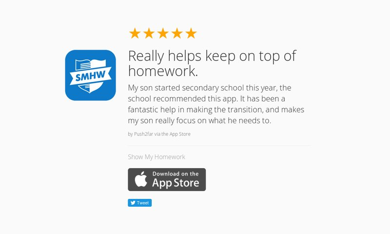Secondary school homework   A secondary homework guide for parents
