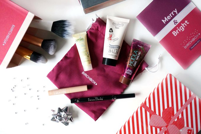 MERRY & BRIGHT DECEMBER BIRCHBOX
