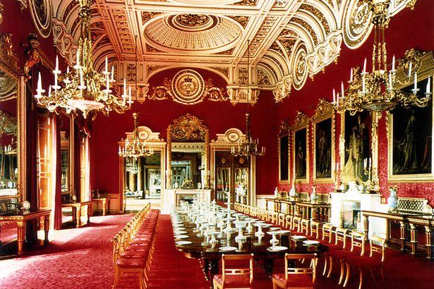 inside buckingham palace virtual tour - 640×427