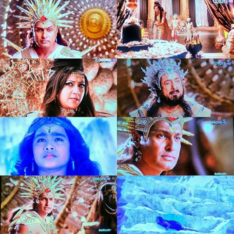 The story of Karamphaldata Shani is getting so interesting. Hope u all are loving it as much. Stay tuned to watch the drama😇😇😇 https://t.co/oOfU7WV97o