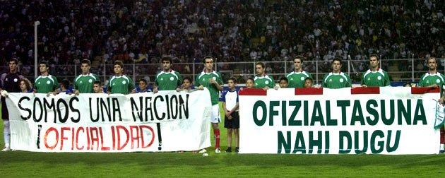 El Gobierno Vasco quiere la oficialidad de la selección de Euskadi de fútbol en 2017 https://t.co/60wqnSkmmJ https://t.co/5nA0kejsUq