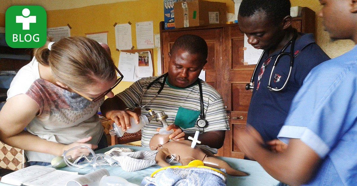 Auf dem Blog berichtet @germandoctors-Arzt Martin Mohme, wie wir in Sierra Leone medizinische Fachkräfte ausbilden: https://t.co/P8htagrGiv https://t.co/aEYPts5TcW