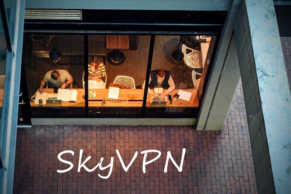 skyvpn hashtag on Twitter